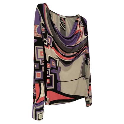 Emilio Pucci Long sleeve tops