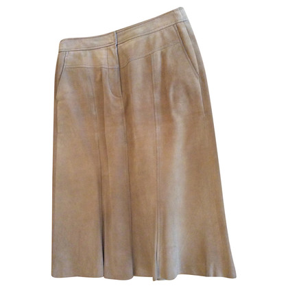 Marc Cain Suede skirt