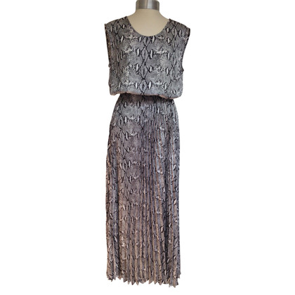 Michael Kors Grey Maxi dress