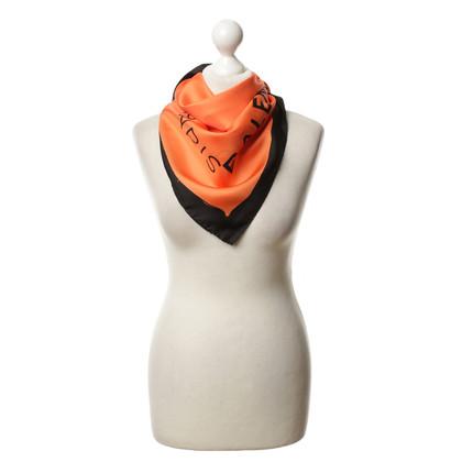 Balenciaga Silk scarf print