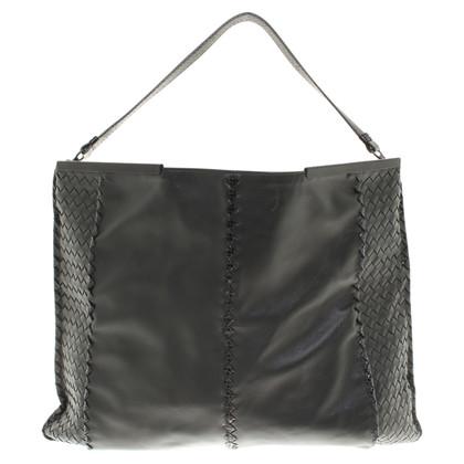 Bottega Veneta Shoppers in zwart