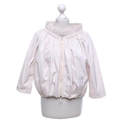 Moncler Blouson in rosa chiaro