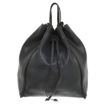 Whistles Leather bag in black