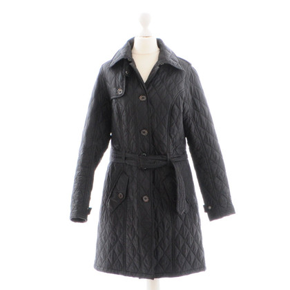 Barbour Black coat