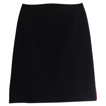 Gucci skirt with zip detail