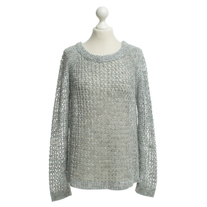 Marc Cain Sweater with hole pattern