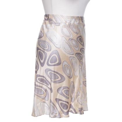 Roberto Cavalli skirt with pattern