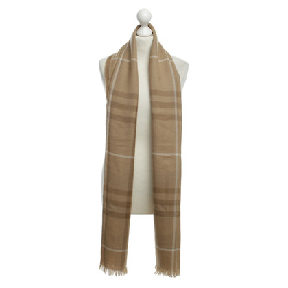 Burberry Schal in Beige