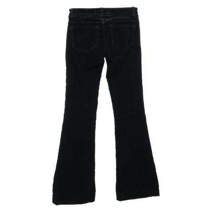 J Brand Jeans in donkergroen