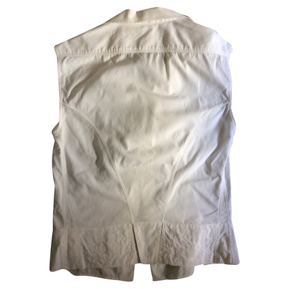 Alaïa Mouwloos shirt