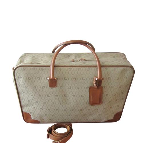 ec6bb263f304 Christian Dior Vintage travel bag - Second Hand Christian Dior ...