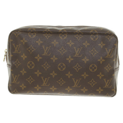 "Louis Vuitton ""Trousse Toilet 28 Monogram Canvas"""