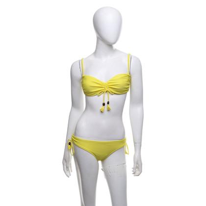 Heidi Klein Bikini in yellow