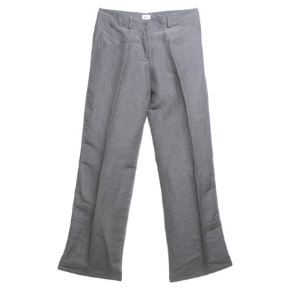 Armani Collezioni Marlene-trousers at grey