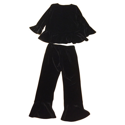 Max & Co two-piece in velvet look