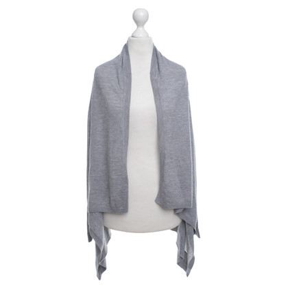 Dear Cashmere Cardigan in Gray