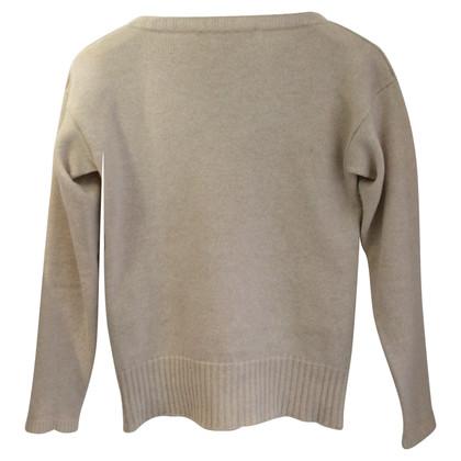Golden Goose Sweater in cream