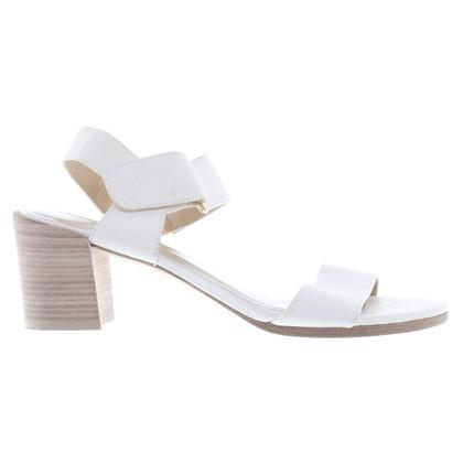 Stuart Weitzman Sandals in cream