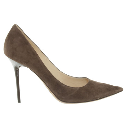 Jimmy Choo pumps in brown