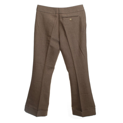 Paul Smith Trousers in ochre
