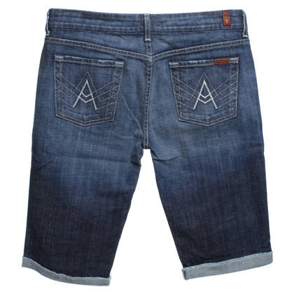 7 For All Mankind Brevi jeans in Blue