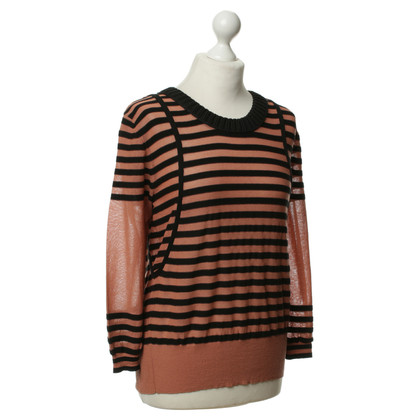 Sonia Rykiel Sweater with stripes