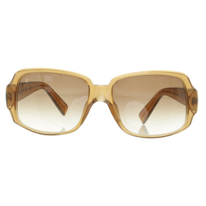 Louis Vuitton Sunglasses in beige