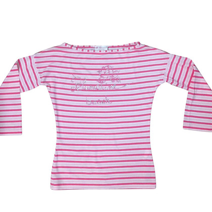 Blumarine T-shirt with 3/4 sleeves