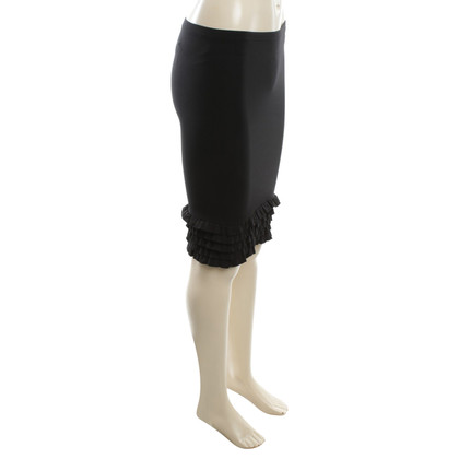 Wolford Elastic skirt in black