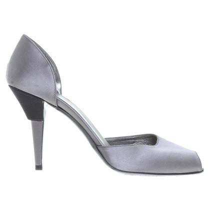 Prada Peep-toes in grey