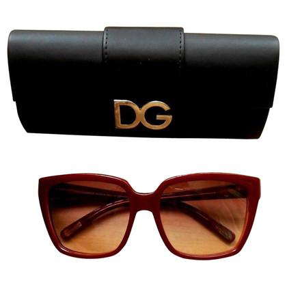 Dolce & Gabbana Quadratische Sonnenbrille