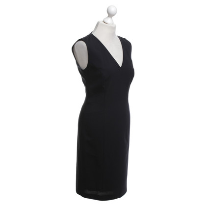 Hugo Boss Kleid in Dunkelblau