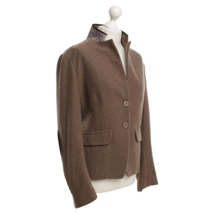 Brunello Cucinelli Blazer in brown