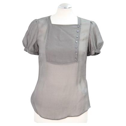 Ted Baker silk blouse