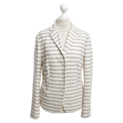 Laurèl Blazer with striped pattern