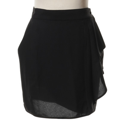 Emanuel Ungaro skirt in black