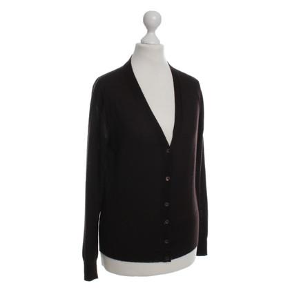 Other Designer McLeod - knit jacket in Brown