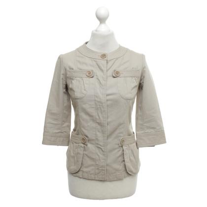 Comptoir des Cotonniers Cotton jacket in beige