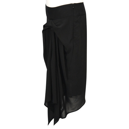 Reiss Asymmetric skirt