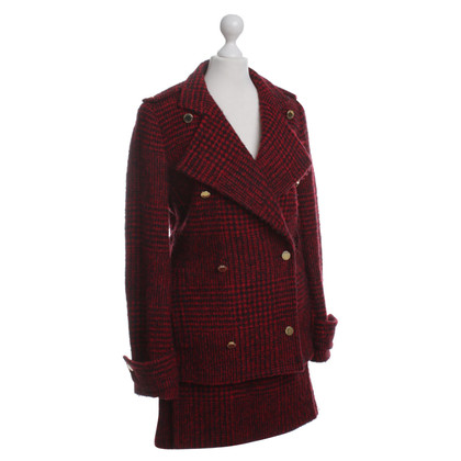 Dolce & Gabbana Kostüm mit Muster
