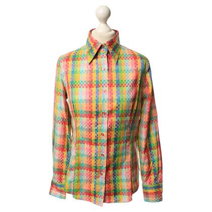 Etro Pattern blouse
