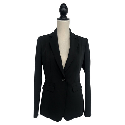 Yves Saint Laurent Blazer in zwart