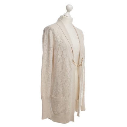 Louis Vuitton Cardigan in Crema