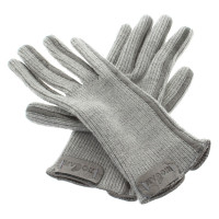 Hogan Gloves in grey
