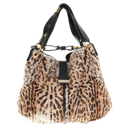 Jimmy Choo Shoppers with Animal-Print