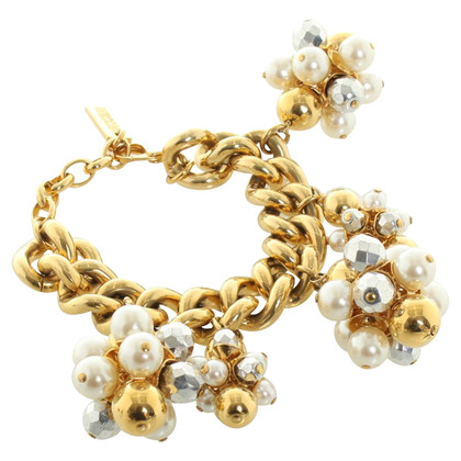 Moschino Bracciale in oro color