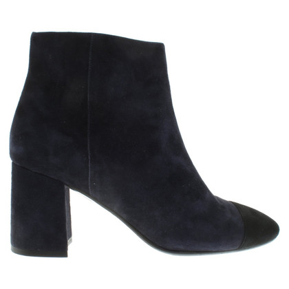 L.K. Bennett Ankle boots in dark blue