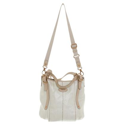 Tod's Handbag in cream white