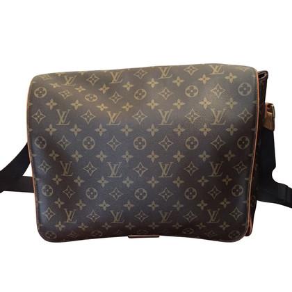 Louis Vuitton Schouder tas gemaakt van Monogram Canvas