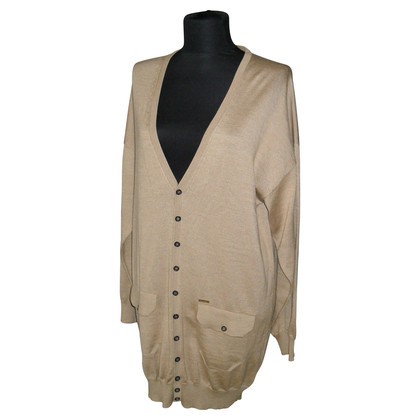 Dsquared2 Camel Cardigan